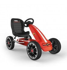 Kart Pedal ABARTH Vermelho